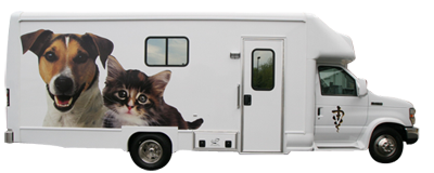 What to Expect with a New Mobile Veterinary Practice