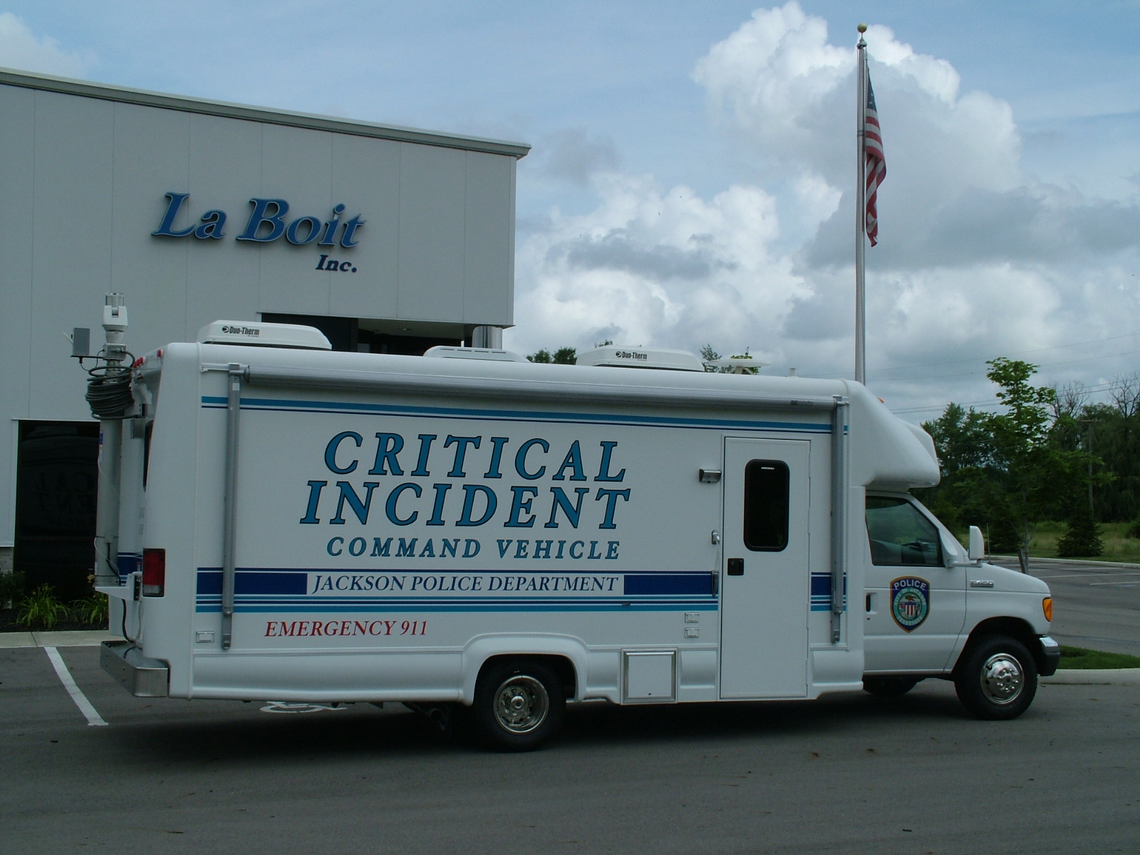 Critical Incident Command