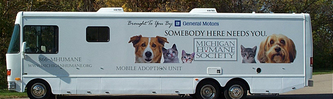 Mobile Spay & Neuter and Adoption Clinics Testimonials   La
