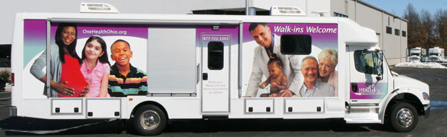 Mobile Medical Vehicle FAQ
