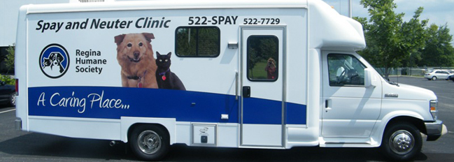 Spay Neuter and Adoption Vehicles FAQ