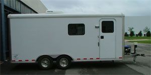 Mobile Veterinary Clinic Trailer