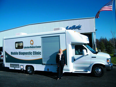 Take a Video Tour of a Mobile Diagnostic Clinic