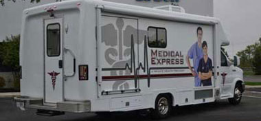 26' Mobile Medical Clinic