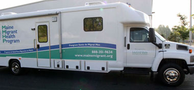 35' Mobile Medical Clinic