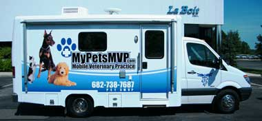 24' Veterinary Sprinter Van