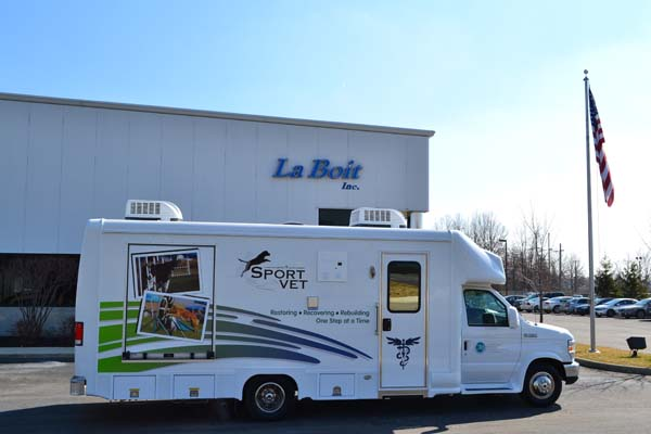 Financing Mobile Clinic