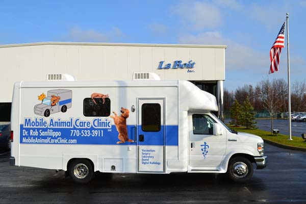 Mobile Veterinary Clinic