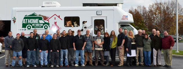 La Boit Specialty Vehicles Staff
