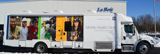 Mobile Medical Clinics | La Boit Specialty Vehicles