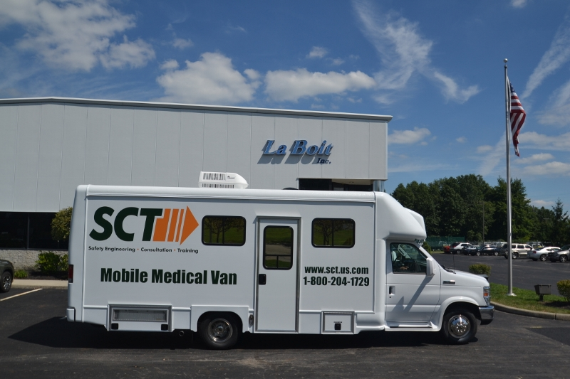 mobile occupational health