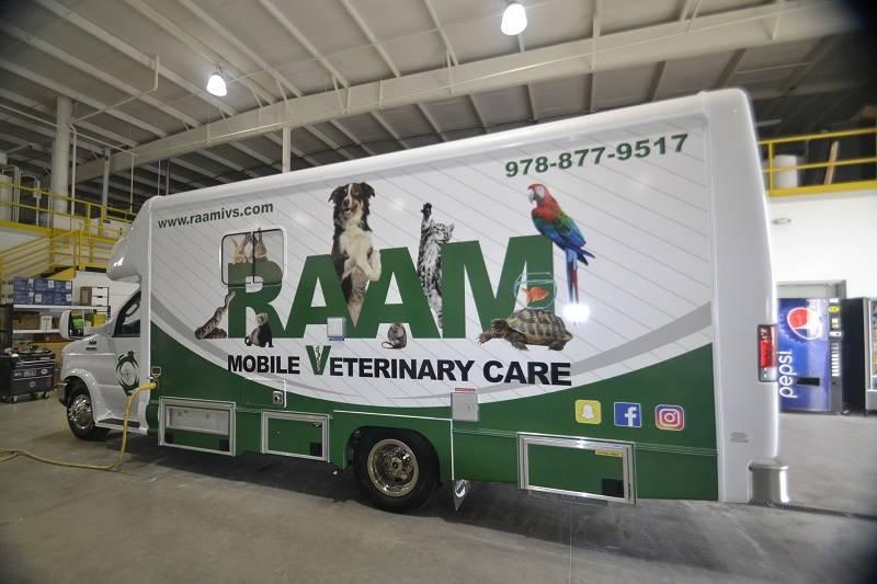 RAAM Mobile Veterinary Clinic