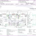 31ft Mobile Medical Clinic w/ Two Exam Rooms Floor plan